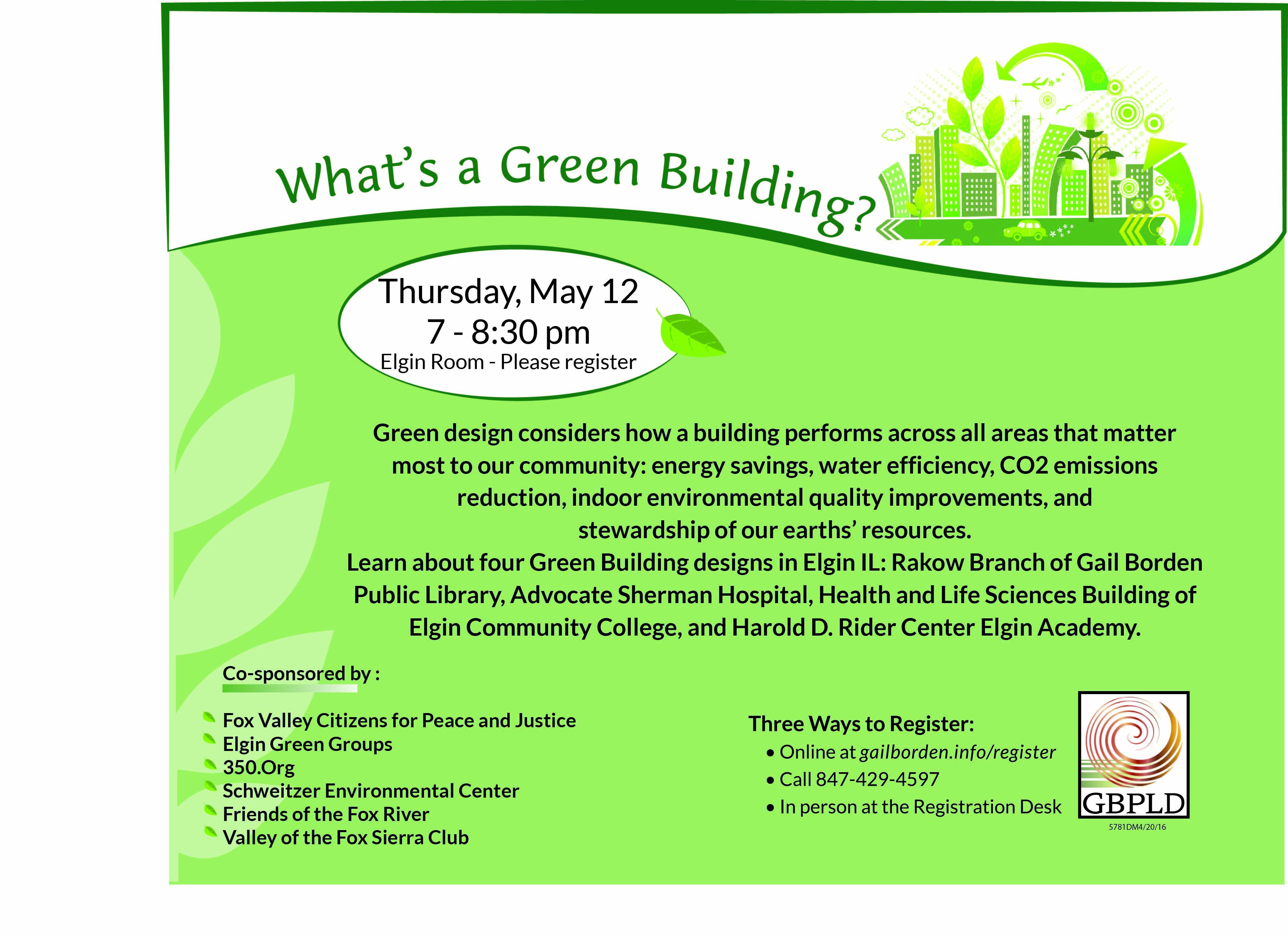 5781 Green Building