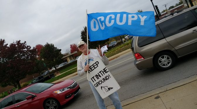 Occupy Elgin Event – 10/29/2016